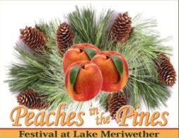 Peaches in the Pines Festival at Lake Meriwether @ Lake Meriwether | Woodbury | Georgia | United States